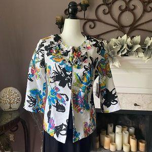 Kerrybrooke Jacket With 3/4 Sleeves, Lined